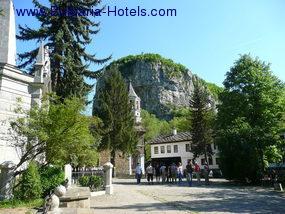 Day 3rd / Monday / Veliko Tarnovo - Arbanassi
