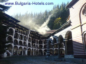 Day 7th /Friday/ Sandanski – Rila monastery - Sofia